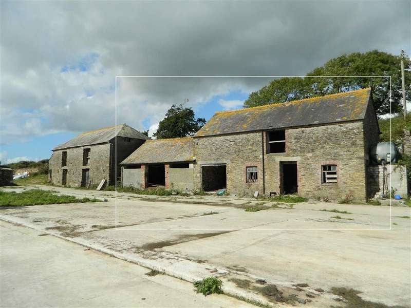 3 Bedrooms Detached House for sale in Duloe, Cornwall, PL14