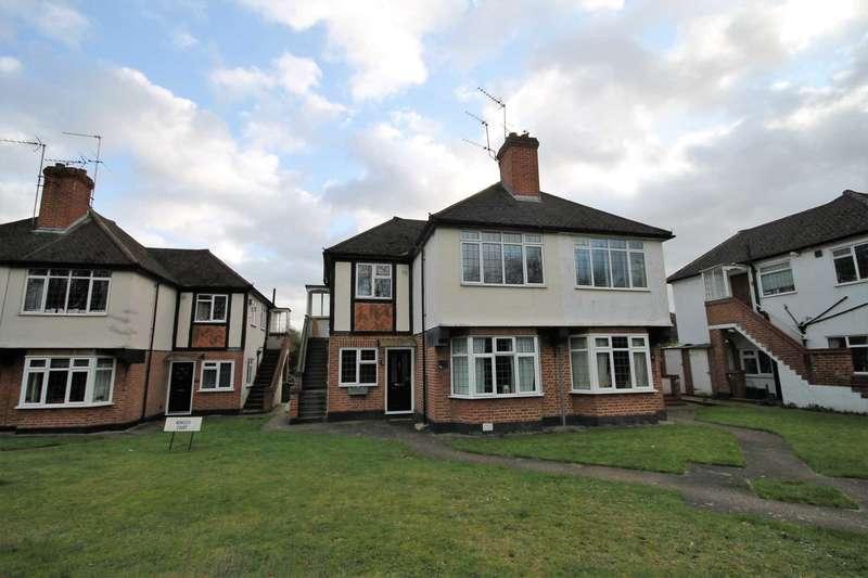 2 Bedrooms Maisonette Flat for rent in Ewell Road, Cheam