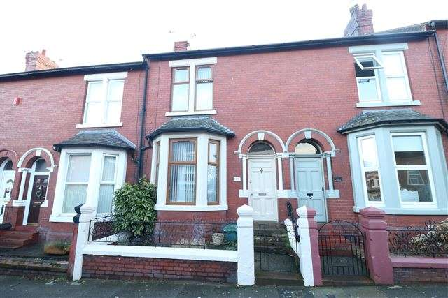 3 Bedrooms Terraced House for sale in Blackwell Road, Carlisle, Cumbria, CA2 4DS