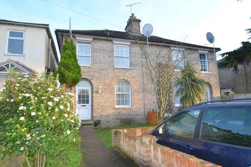 3 Bedrooms Semi Detached House for sale in London Road, Ipswich, Suffolk, IP1 2HH