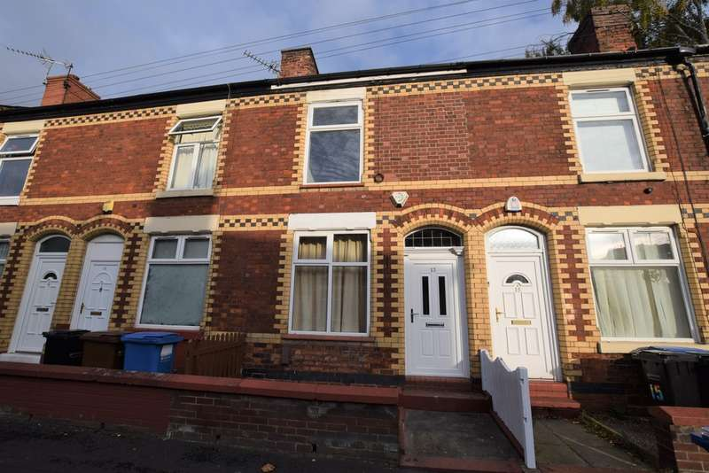 2 Bedrooms Terraced House for rent in Arnold Street, Edgeley