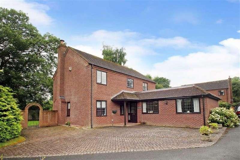 5 Bedrooms Detached House for sale in Rose Way, Worthen, Shrewsbury