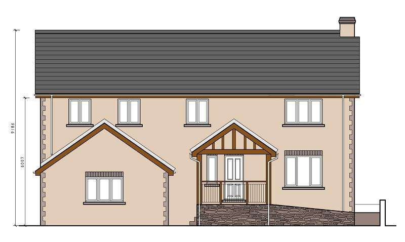 4 Bedrooms Plot Commercial for sale in Battle, Brecon, Powys.