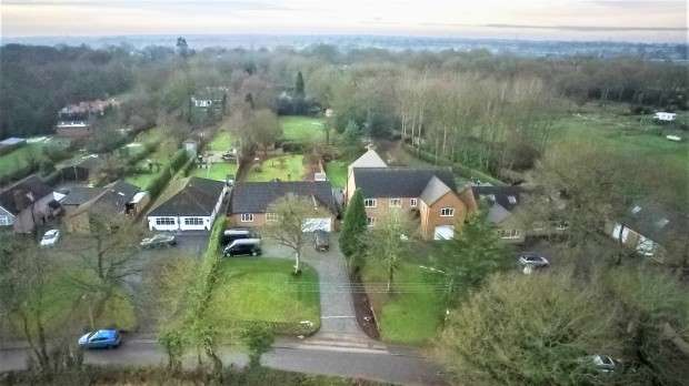 3 Bedrooms Bungalow for sale in Wall Hill Road, Allesley, Coventry, CV5