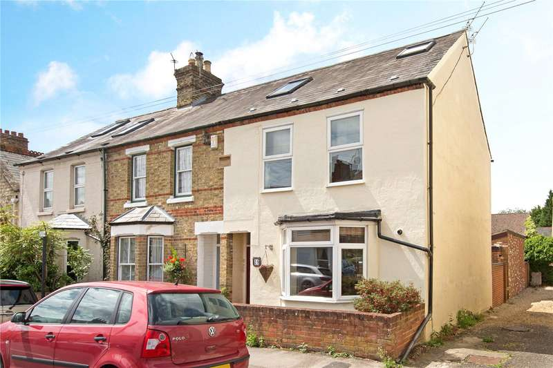5 Bedrooms Semi Detached House for sale in New High Street, Headington, Oxford, Oxfordshire, OX3
