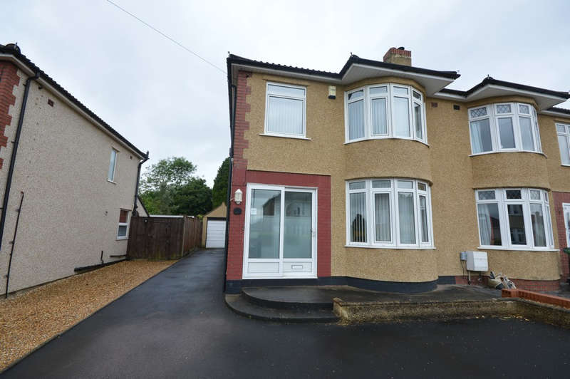 3 Bedrooms Semi Detached House for sale in Barrs Court Avenue, Barrs Court, BS30