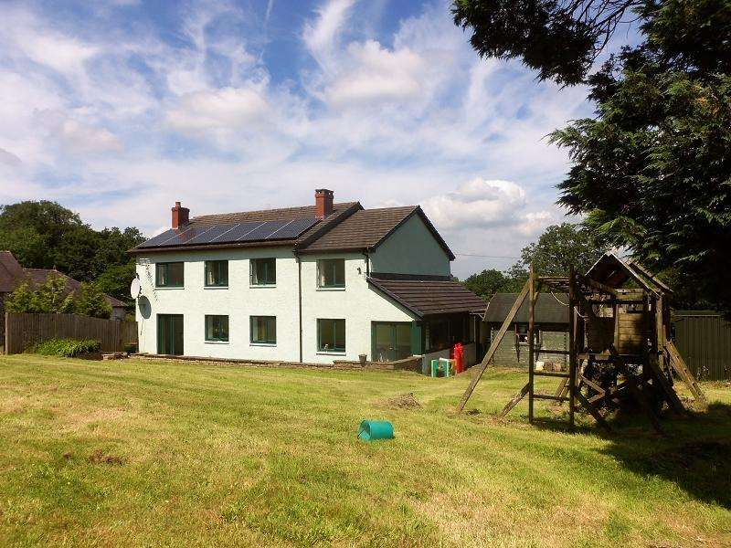6 Bedrooms Detached House for sale in Llanddarog Road, Carmarthen, Carmarthenshire.