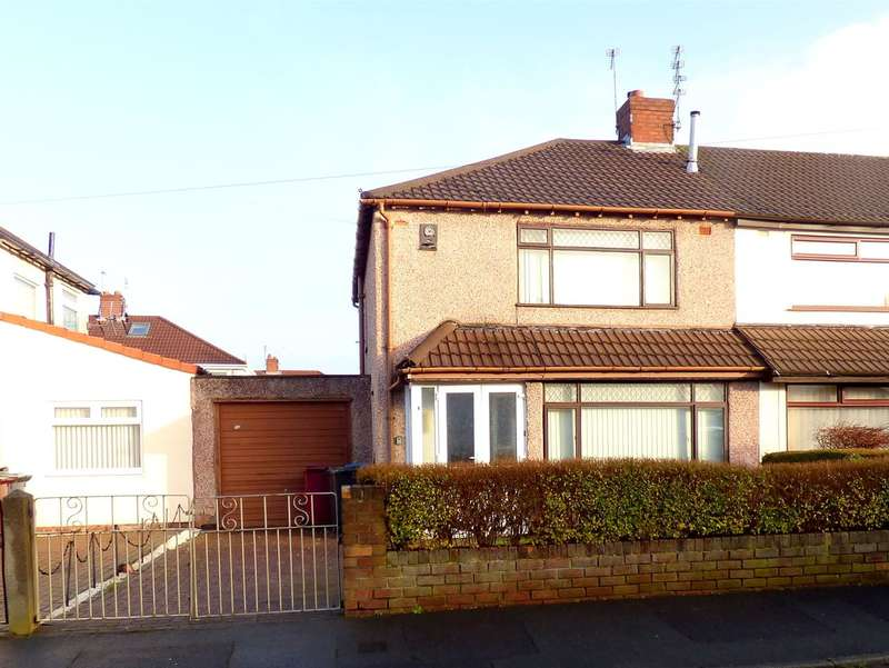 2 Bedrooms Semi Detached House for sale in Laurel Grove, Huyton, Liverpool
