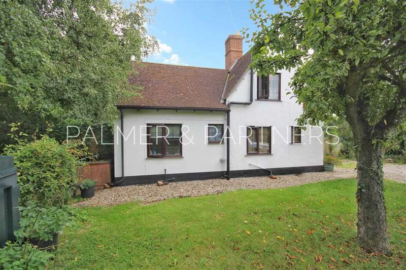 2 Bedrooms Cottage House for sale in Fenn Farm Cottage, Great Henny, Sudbury
