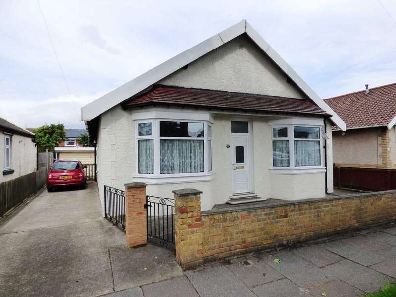 3 Bedrooms Detached Bungalow for sale in St Peters Grove, Redcar