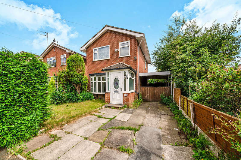 3 Bedrooms Detached House for rent in Boddens Hill Road, Stockport, SK4