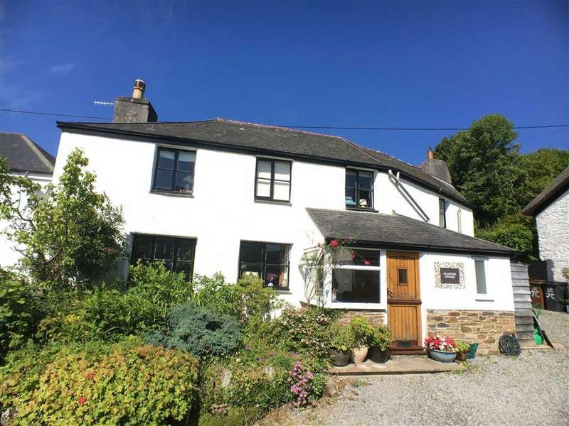 3 Bedrooms Semi Detached House for sale in Loddiswell, Kingsbridge, Devon, TQ7