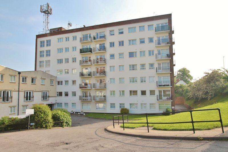 2 Bedrooms Apartment Flat for sale in Anstey House, Norton