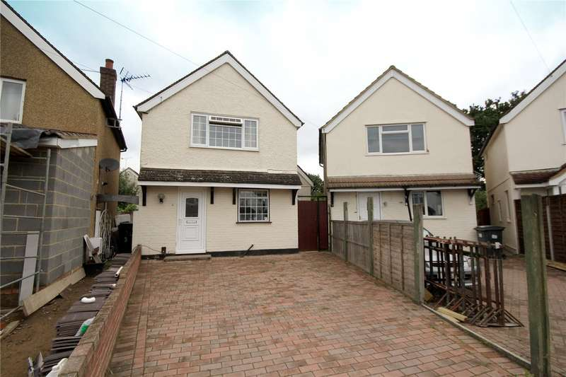 3 Bedrooms Detached House for sale in Derwent Close, Addlestone, Surrey, KT15