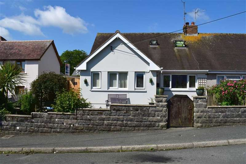 3 Bedrooms Semi Detached House for sale in Woodfield Grove, Cosheston