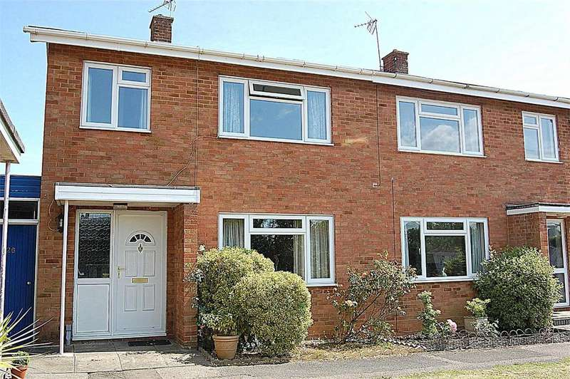 3 Bedrooms Semi Detached House for rent in Newtons Way, HITCHIN