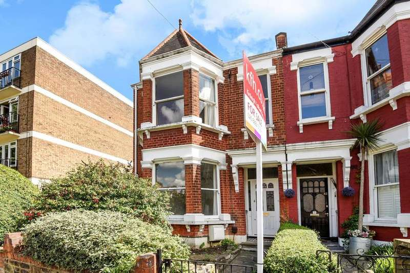 3 Bedrooms Semi Detached House for sale in Barnard Hill, Muswell Hill
