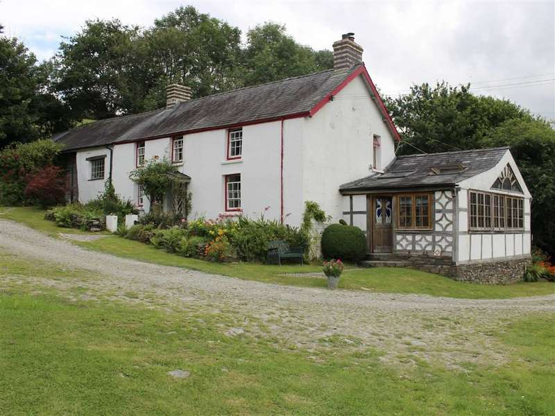 3 Bedrooms Property for sale in Abermeurig, Lampeter
