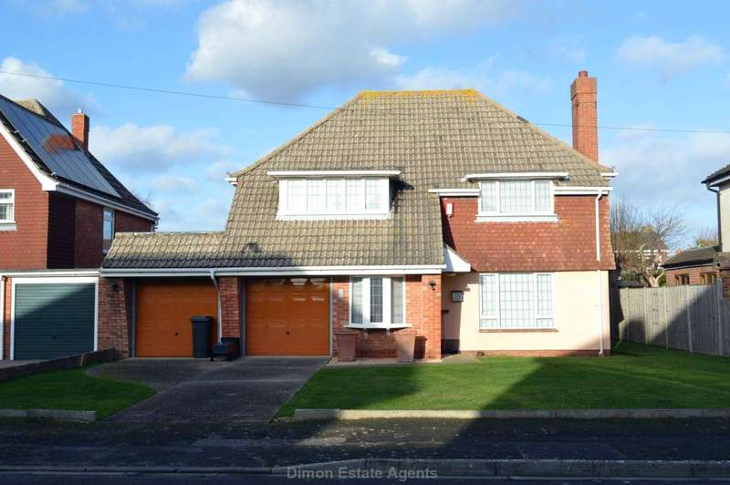 4 Bedrooms Detached House for sale in Palmerston Way, Alverstoke