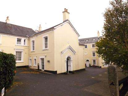 2 Bedrooms Flat for sale in Mill Street, Chagford, Devon
