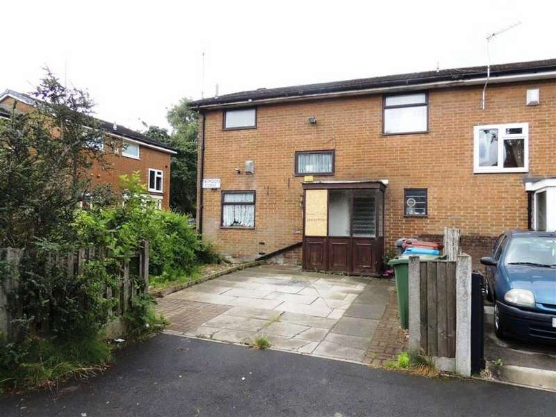 4 Bedrooms Terraced House for sale in Trimdon Close, Clayton, Manchester