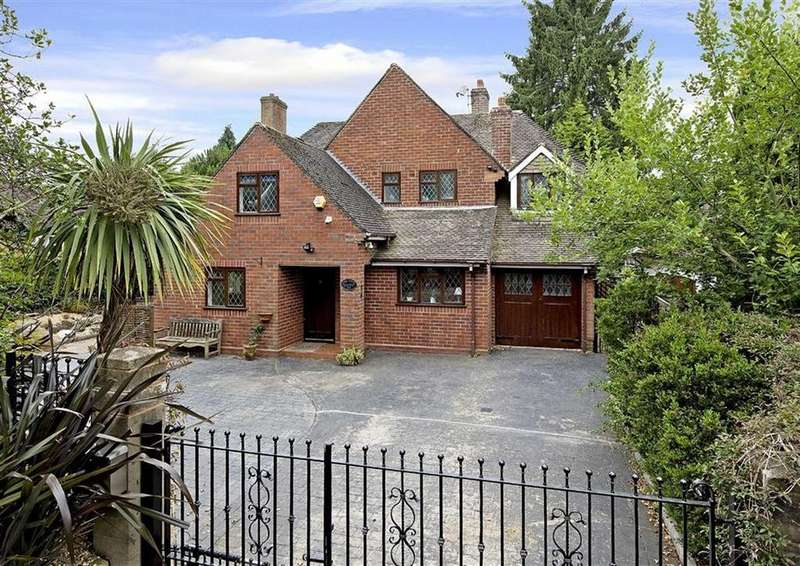 4 Bedrooms Detached House for sale in The Gatehouse, 23, Clifton Road, Stockwell End, Wolverhampton, West Midlands, WV6