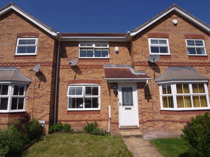 2 Bedrooms Town House for rent in GOODWOOD GROVE, TADCASTER ROAD, YORK, NORTH YORKSHIRE, YO24 1ER