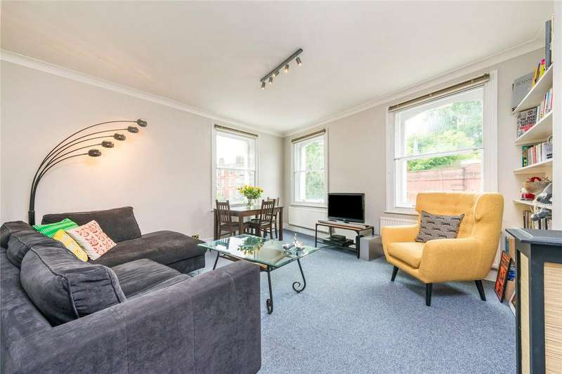 3 Bedrooms Flat for sale in Heath Street, Hampstead Village, London