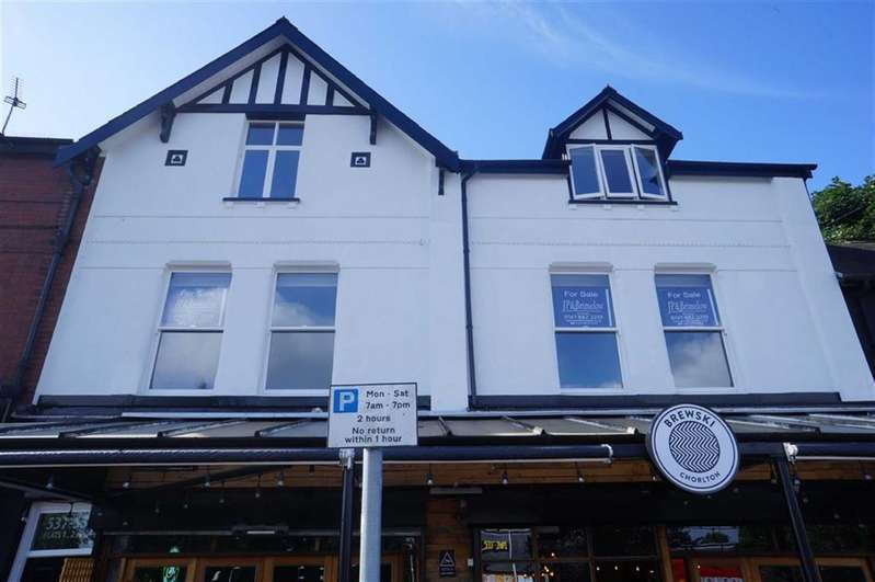 2 Bedrooms Apartment Flat for sale in 537-539 Wilbraham Road, Chorlton, Manchester, M21