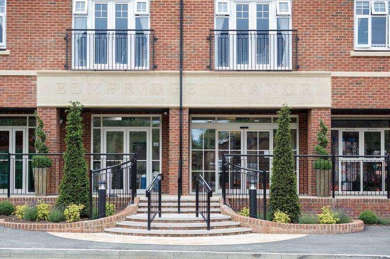 2 Bedrooms Retirement Property for sale in The Elmbridge Suite, Elmbridge Manor