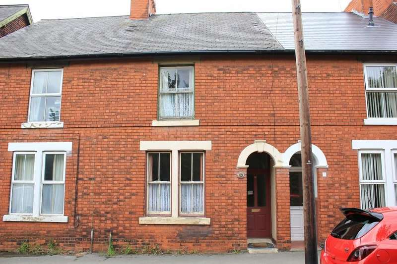2 Bedrooms Terraced House for sale in 10, Bellhouse Lane, Staveley