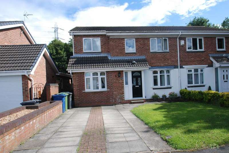 5 Bedrooms Semi Detached House for sale in St Simon Street, South Shields