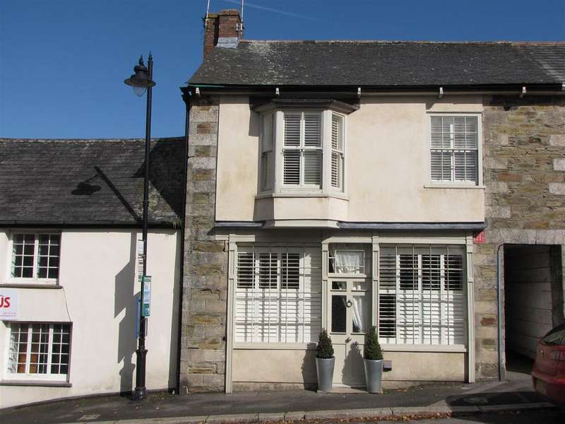 3 Bedrooms Terraced House for sale in Grampound
