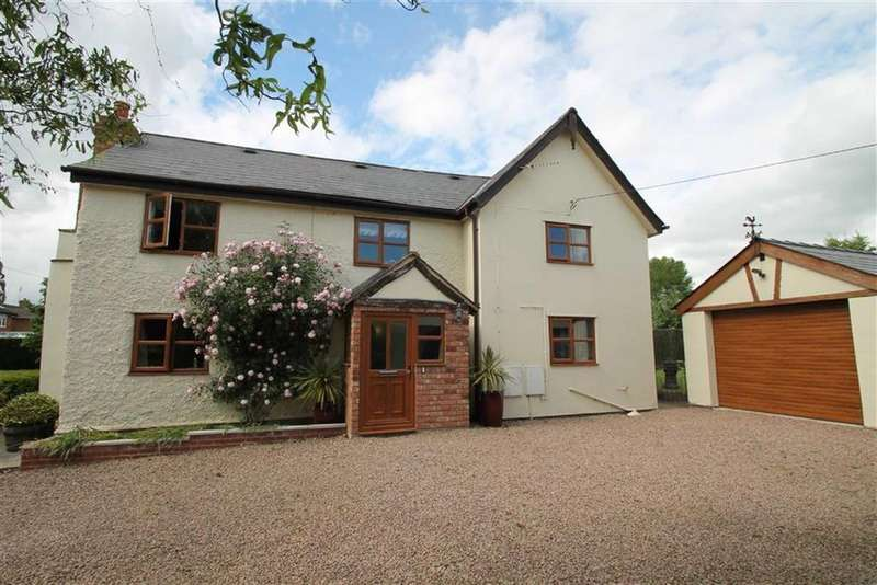 4 Bedrooms Detached House for sale in The Moor, BODENHAM, Bodenham, Herefordshire