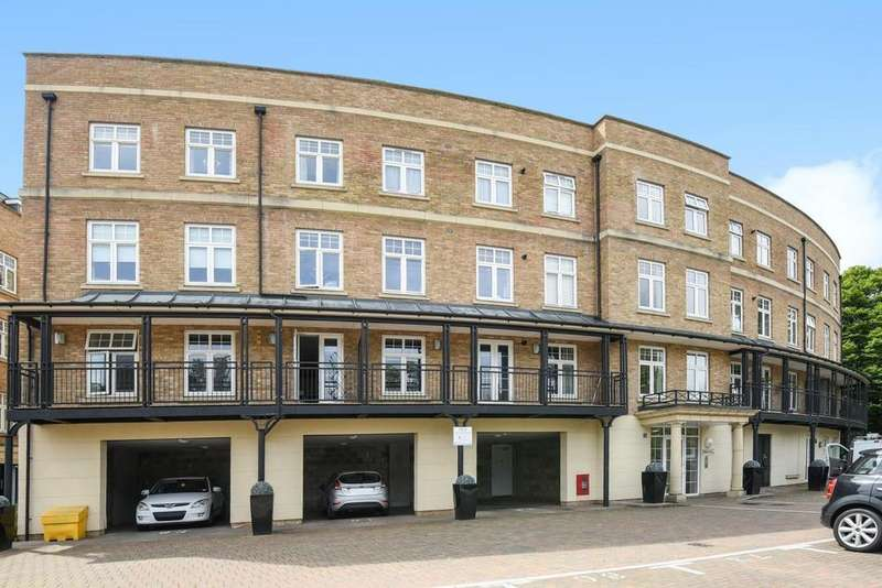 2 Bedrooms Flat for sale in Jefferson Place, Bromley