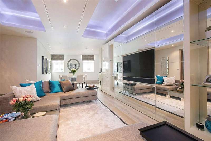 2 Bedrooms Flat for rent in Verge Apartments, Dering Street, Mayfair, London, W1S