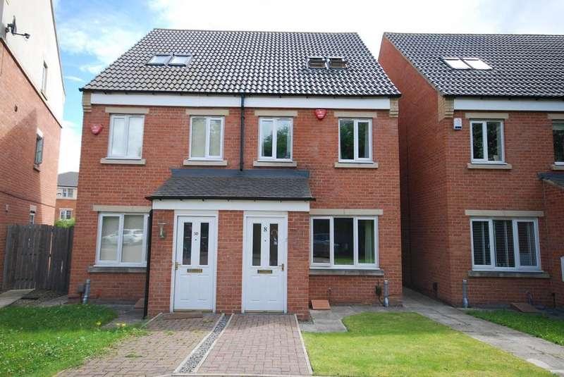 3 Bedrooms Town House for sale in Sanderson Villas, St James Village