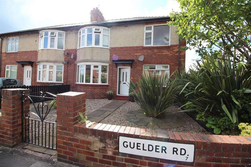 2 Bedrooms Flat for sale in Guelder Road, Newcastle Upon Tyne