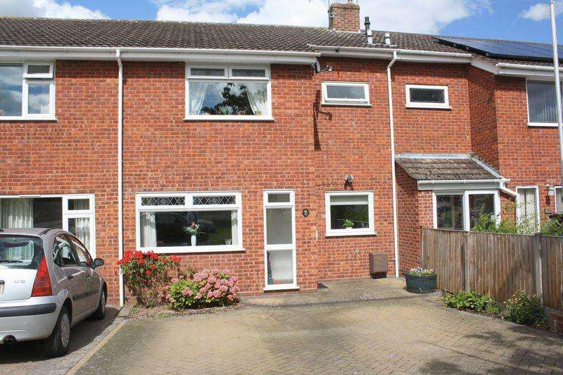 3 Bedrooms Terraced House for sale in Beech Avenue, Drakes Broughton