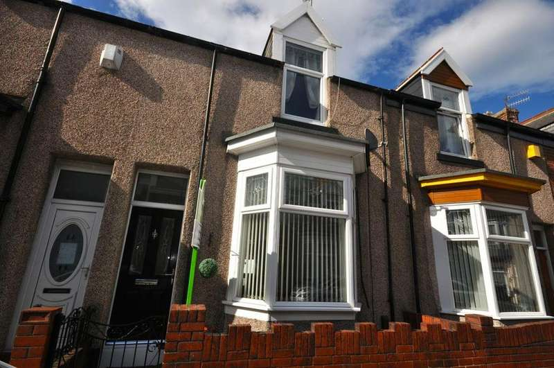 2 Bedrooms Terraced House for sale in Vale Street, Sunderland