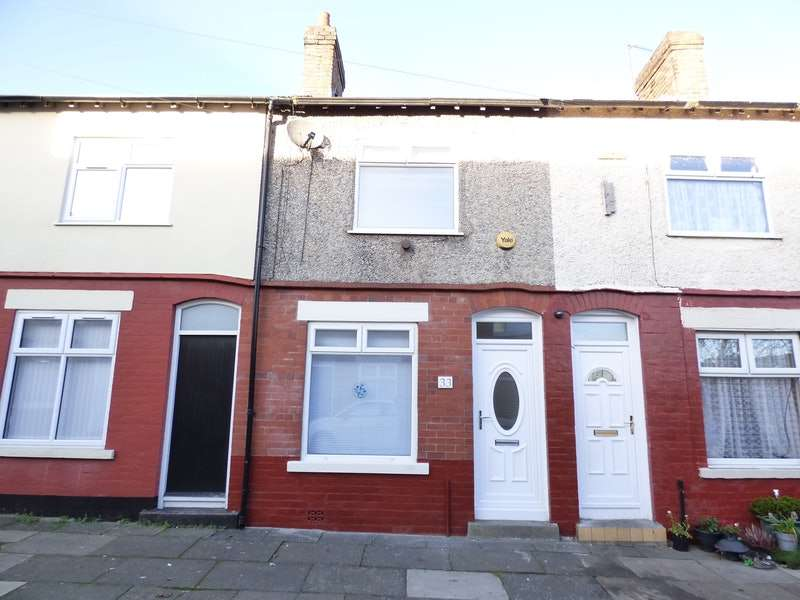 2 Bedrooms Terraced House for sale in Arnside Road, Liverpool, Merseyside, L7