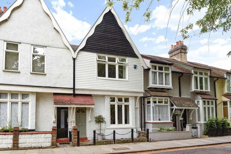 2 Bedrooms Terraced House for sale in Chase Side, Enfield