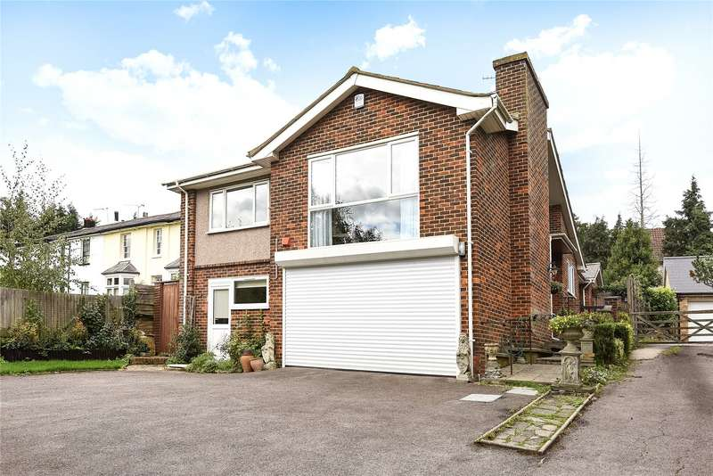 3 Bedrooms Detached House for sale in High Road, Loughton, Essex, IG10