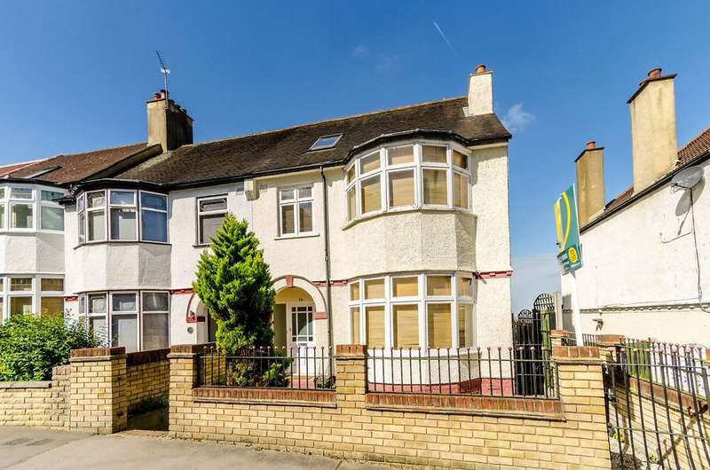 4 Bedrooms End Of Terrace House for rent in Grangecliffe Gardens, London SE25