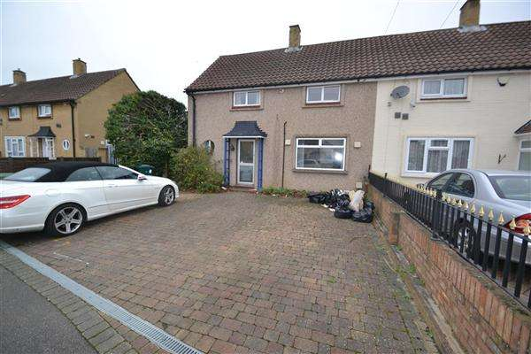 2 Bedrooms Semi Detached House for rent in Elsinore Avenue, Stanwell