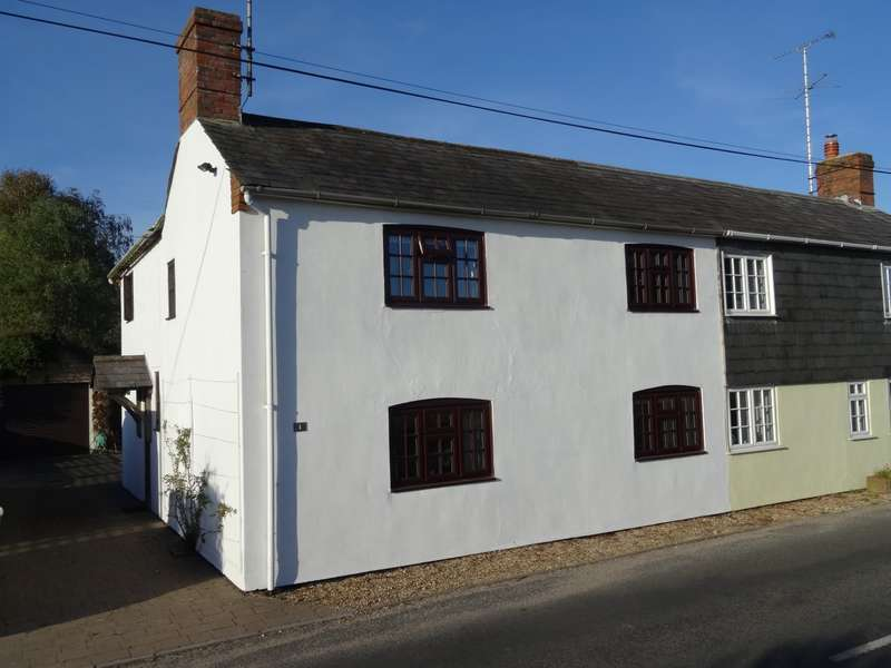 4 Bedrooms Cottage House for sale in Kimber Cottage, Axford