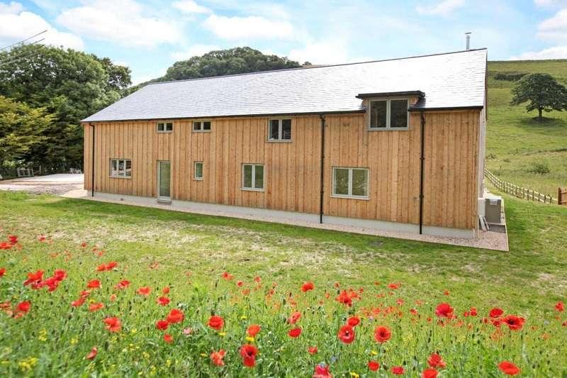 5 Bedrooms Detached House for sale in Plush, Dorchester, DT2