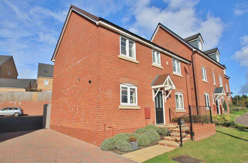 3 Bedrooms Detached House for rent in Old Tannery Way, Ross on Wye