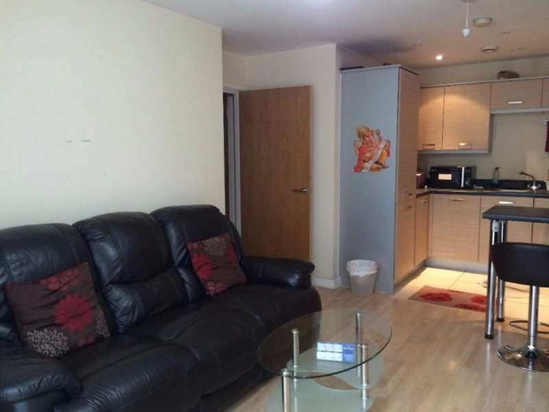 2 Bedrooms Flat for rent in Flat, Hounslow