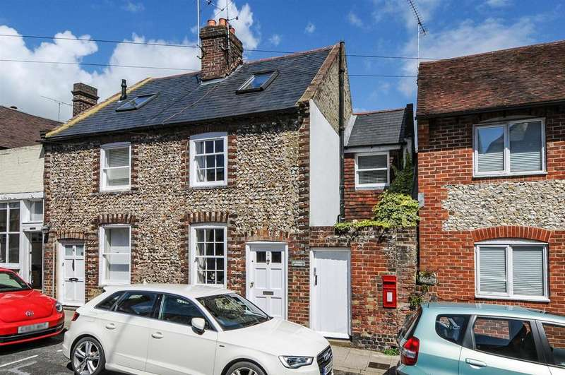 3 Bedrooms End Of Terrace House for sale in School Lane, Arundel